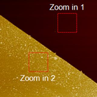 BN thin film on Si